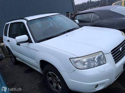 gebraucht Subaru Forester 2.0X (Swiss)