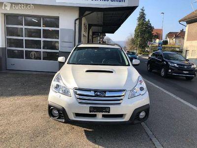 gebraucht Subaru Outback 2.0D Limited Classic AWD Lineart...