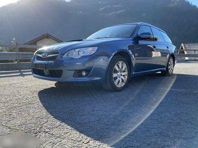 gebraucht Subaru Legacy Outback2.0TD AWD