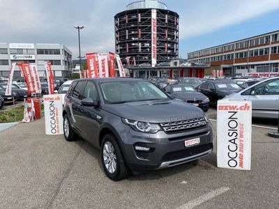 gebraucht Land Rover Discovery Sport 2.0 TD4 HSE Automat