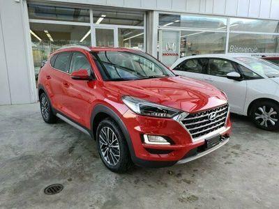 gebraucht Hyundai Tucson 1.6 TGDI Amplia4WD