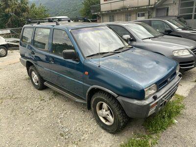 gebraucht Nissan Terrano 2.7 Diesel