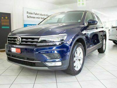 gebraucht VW Tiguan 2.0TSI High 4M