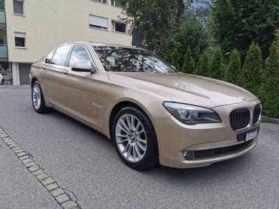 gebraucht BMW 730 d L