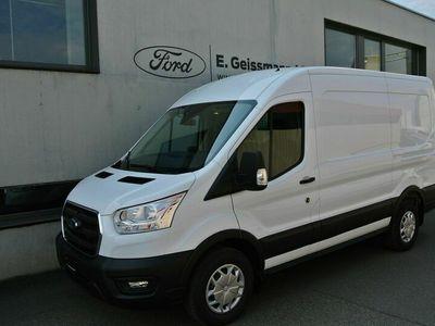 gebraucht Ford Transit Van 350 L2 Trend 2.0 TDCi 130 4WD