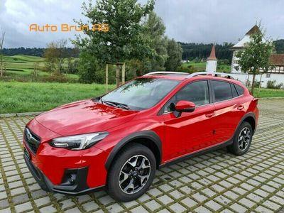 gebraucht Subaru XV 1.6 Luxury AWD CVT