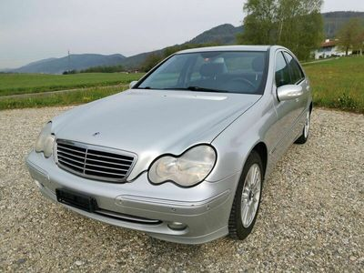 gebraucht Mercedes C320 Avantgarde Automatic