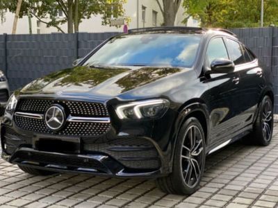 """gebraucht Mercedes GLE350 GLE-Klassed Coupé AMG LINE MY21 PELLE 22"""" TETTO PACK NIGHT"""