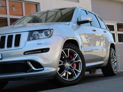 gebraucht Jeep Grand Cherokee 6.4 SRT8 Automatic