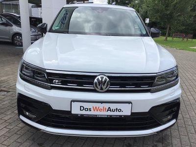gebraucht VW Tiguan R-LINE BLACK STYLE 1.5TSI DSG LED NAVI HE