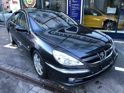 gebraucht Peugeot 607 2.7 V6 HDI Platinum Edition