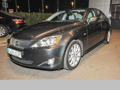 gebraucht Lexus IS250 Luxury 2Jahre GW-Garantie