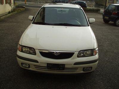 gebraucht Mazda 626 2.0
