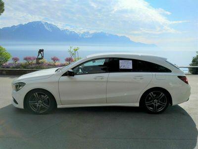 gebraucht Mercedes CLA220 Shooting Brake CLA-KlasseAMG Line 4Matic 7G-DCT