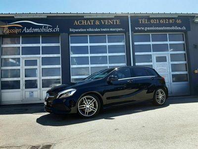 gebraucht Mercedes A250 A-KlasseAMG Line 4Matic 7G-DCT