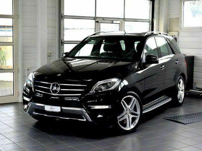 gebraucht Mercedes ML350 Executive 4Matic 7G-Tronic / AMG-LINE /
