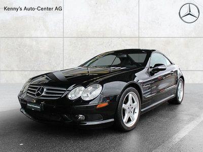 gebraucht Mercedes SL55 AMG AMG V8 Cabriolet