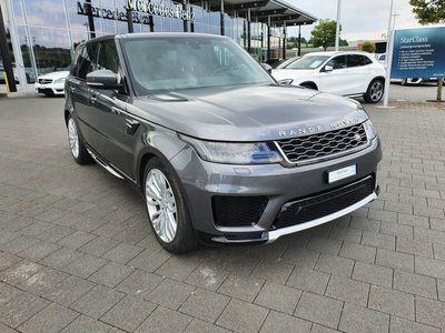 gebraucht Land Rover Range Rover Sport 3.0 SDV6 AB Dynamic Automatic
