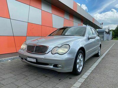 gebraucht Mercedes C270 C-KlasseCDI mit MFK