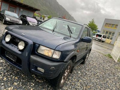 gebraucht Opel Frontera 2.2DTi RS Thermo