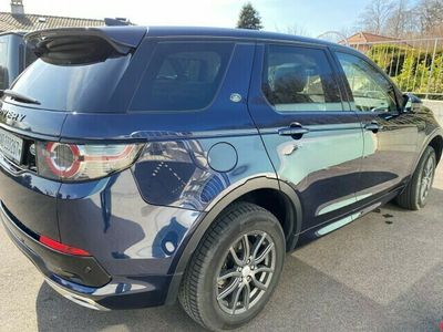 gebraucht Land Rover Discovery Sport Discovery Sport 2.0 TD4 HSE AT92.0 TD4 HSE AT9