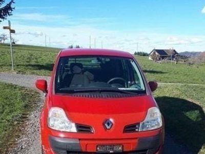 gebraucht Renault Modus 1.2