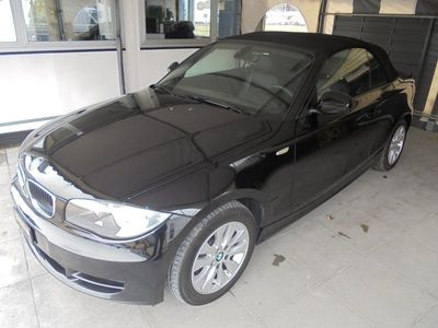 gebraucht BMW 120 Cabriolet 1er i Steptronic