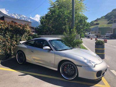 gebraucht Porsche 996 - 4S, 2002, 50'911 km