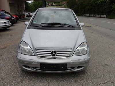 gebraucht Mercedes A160 A-KlasseElégance