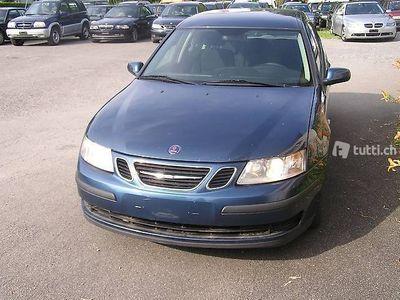 gebraucht Saab 9-3 1.9 TiD * Euro 4 * Klima. Alufelgen CD-Player * Met