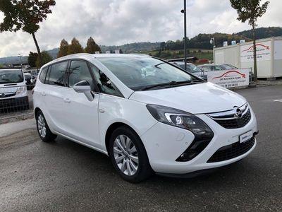 gebraucht Opel Zafira Tourer 2.0 CDTi Cosmo Automatic