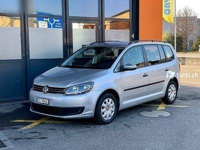 gebraucht VW Touran 1.2 TSI 7- Sitze