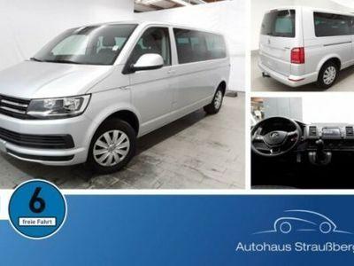 gebraucht VW Caravelle T6LR 4-Motion 8 Sitzer AHK Navi