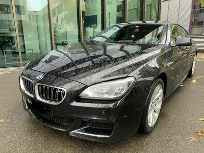 gebraucht BMW 640 6er 640i Gran Coupe M-Sportpacket.xDrive. 6er i Gran Coupe M-Sportpacket.xDrive.