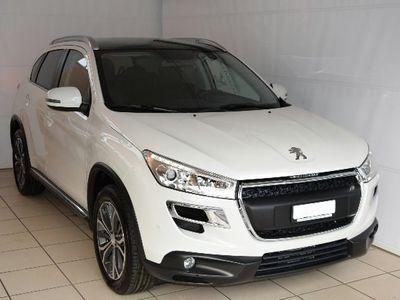 gebraucht Peugeot 4008 1.6 HDi Allure 4WD