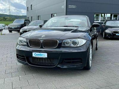 gebraucht BMW 135 Cabriolet 1er i Steptronic