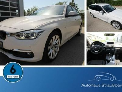 gebraucht BMW 340 i Touring LuxuryLine NP: 67.000€ LED PDC 18&quot