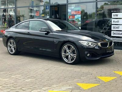 gebraucht BMW 435  i Coupé Sport Line Steptronic