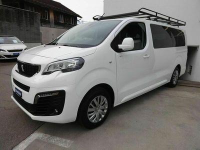 gebraucht Peugeot Traveller 2.0 BlueHDi Business Lang
