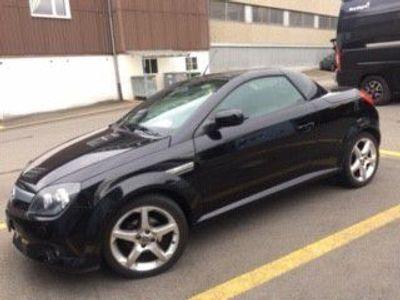gebraucht Opel Tigra Tigra Zu Verkaufen1.8 Cabriolet