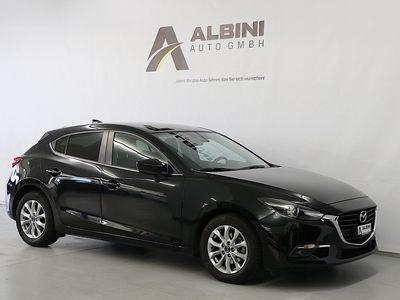 gebraucht Mazda 3 SKYACTIV-G 100 Ambition Plus