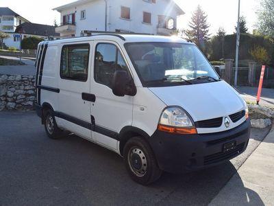 gebraucht Renault Master T28 2.5dCi L1H1