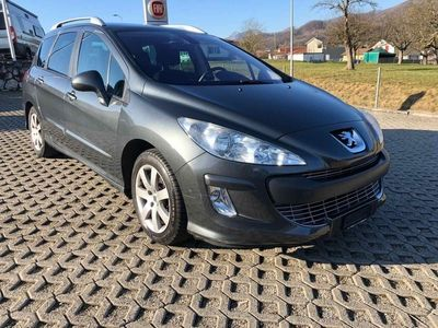 gebraucht Peugeot 308 SW 2.0 HDI Business Automatic