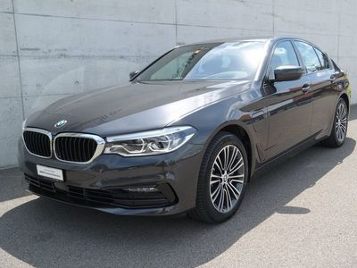gebraucht BMW 530 5er e xDrive Sport Line