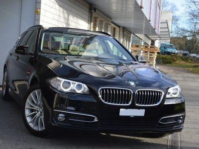gebraucht BMW 520 d Touring xDrive Luxury Line Steptronic I FACELIFT I