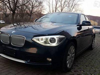 gebraucht BMW 116 d urbanline zu verkaufen