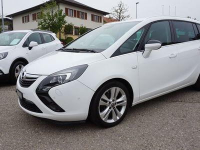 gebraucht Opel Zafira Tourer 1.4 turbo ecoFLEX Enjoy, 2012, 100'000 km