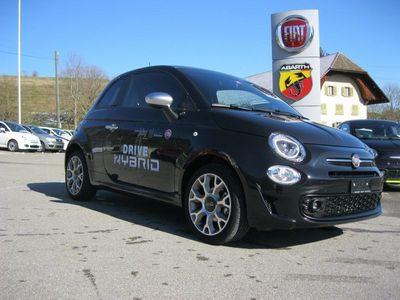 gebraucht Fiat 500 1.0 N3 MildHybrid Rockstar