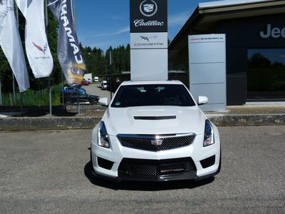 gebraucht Cadillac ATS -V Sedan 3.6 Twin Turbo Automatic