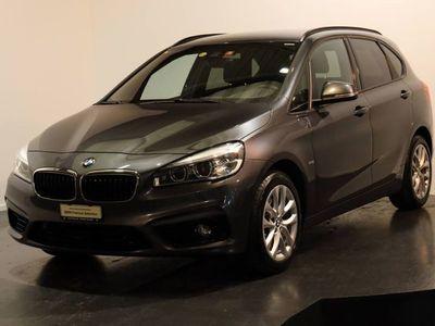 gebraucht BMW 220 2er d xDrive SAG